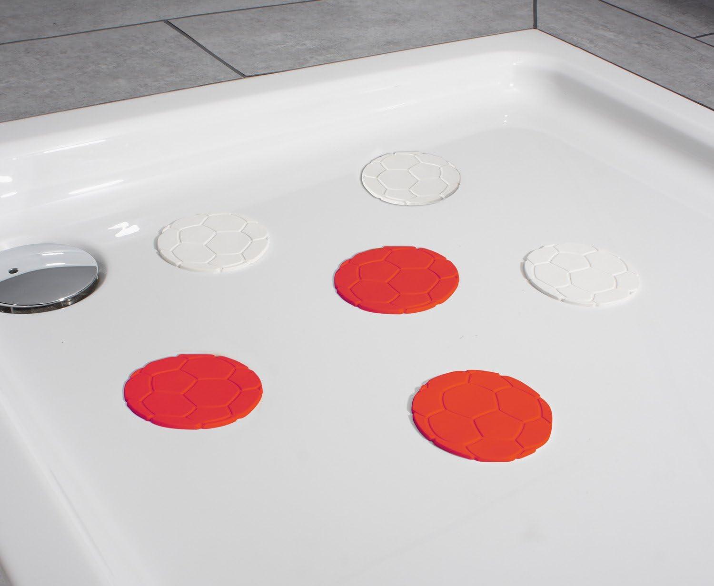Shower Mat XXS Feet Purple Ridder 695130-350 Mini Bath