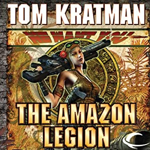 The Amazon Legion Audiobook