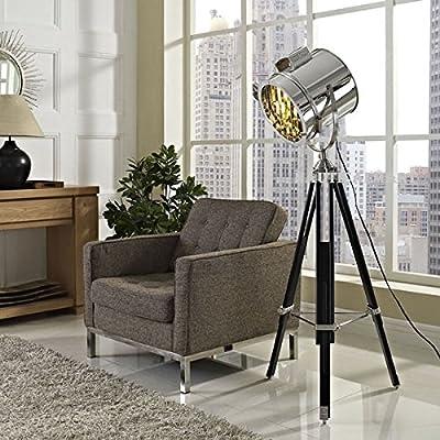 Designer Royal Modern Tripod Floor Lamp For Living Room By Nauticalmart