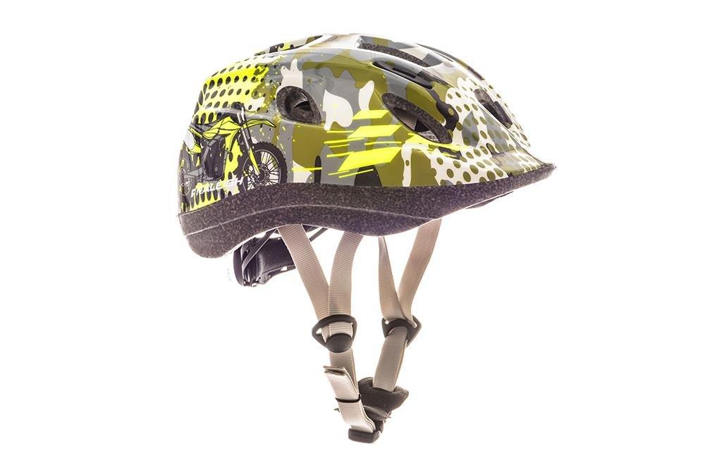 Raleigh Children's Mystery Camo Moto X Cycle Helmet