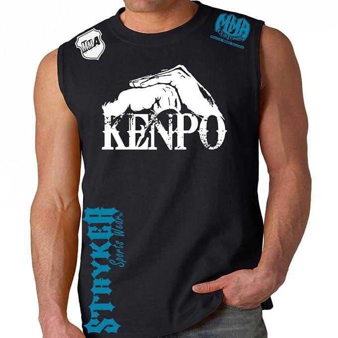 c7a9411b3ae27 Kenpo Style Stryker Muscle Sleeveless Tank Top Shirt Shirt UFC w FREE  Tapout Sticker (Small