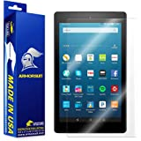 ArmorSuit Fire HD 8 Screen Protector (6th Gen - 2016 Release) MilitaryShield Lifetime Replacements - Anti-Bubble Ultra HD Screen Protector for Fire HD 8 Tablet (2016)