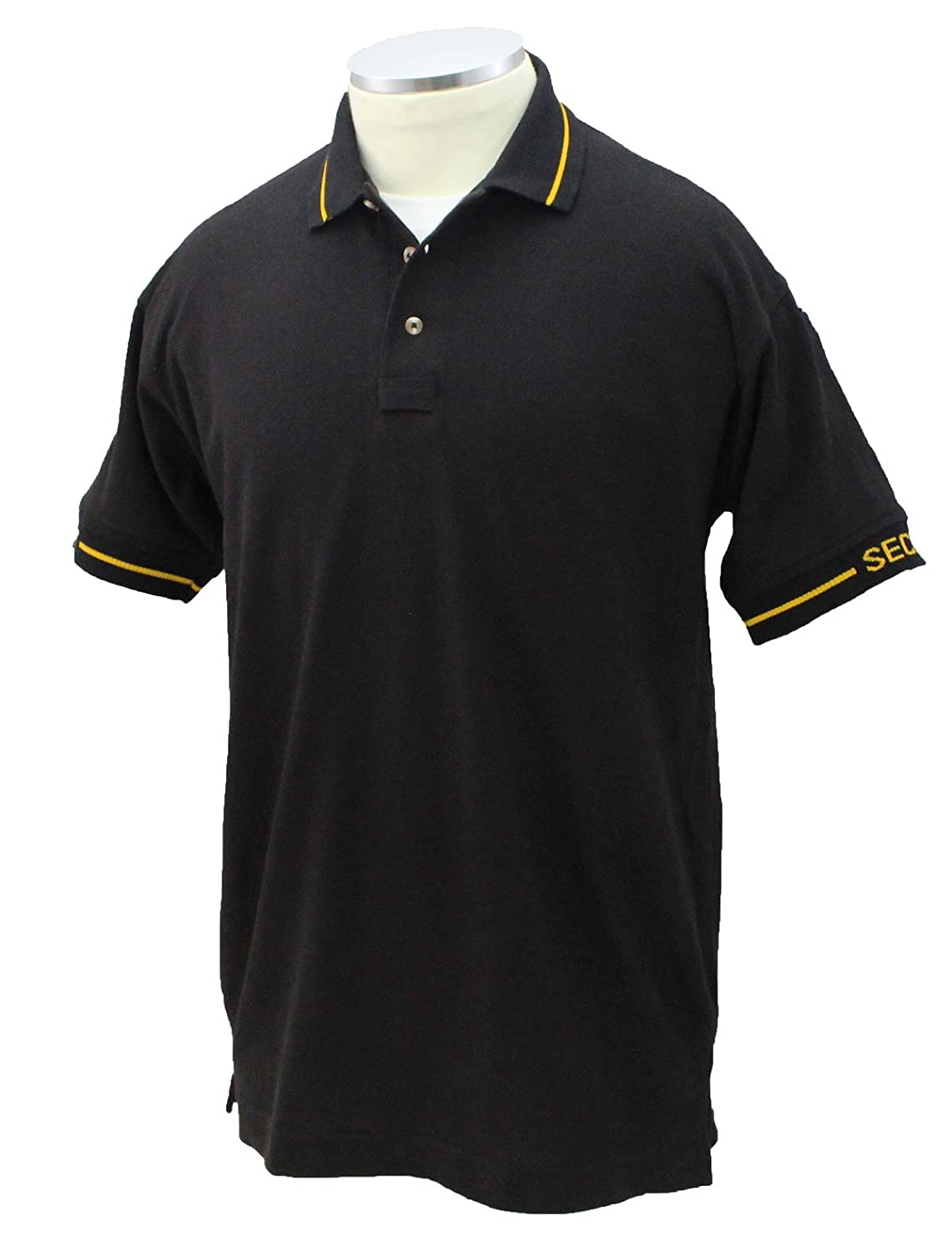 First Class Poly/Cotton 60%/40% Security Polo Shirts
