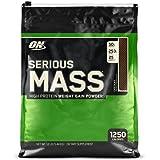 Optimum Nutrition Serious Mass Ganador, Chocolate - 5443g