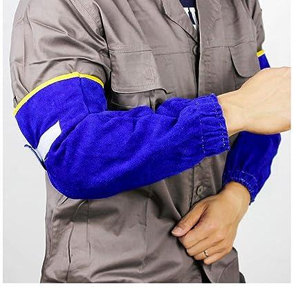 Soldador especial del brazo de la manga de protección a prueba de fuego contra el desgaste
