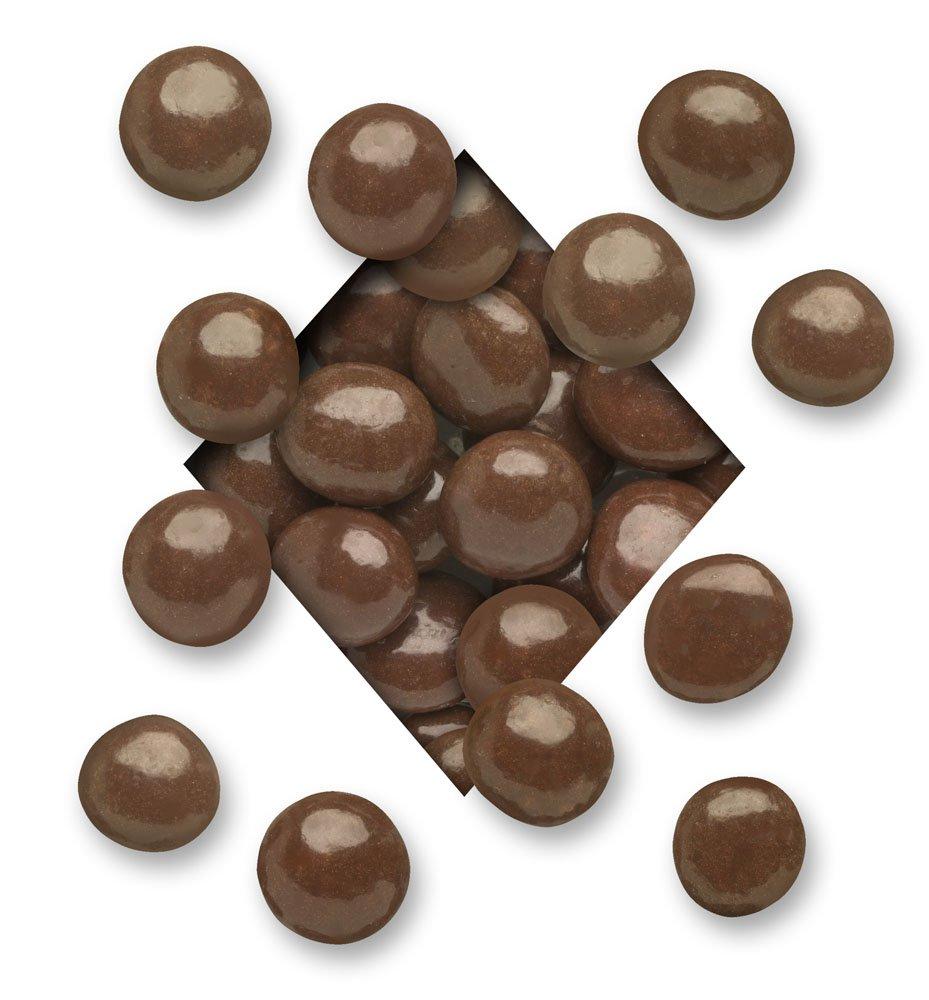 Koppers Milk Chocolate Sea Salt Caramel, 5-Pound Bag