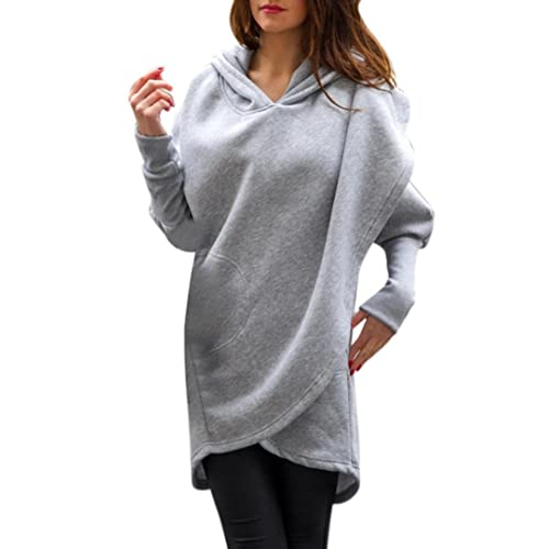 Internet Las señoras de las mujeres embolsan la chaqueta de la chaqueta de la rebeca de la manga lar...