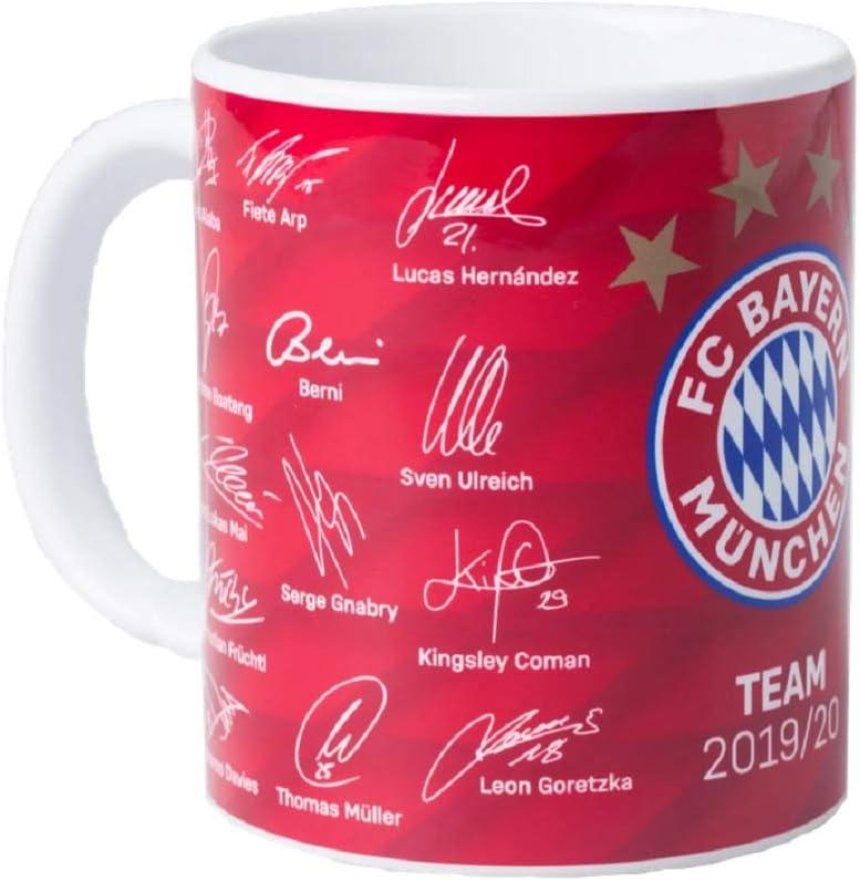 FC Bayern Munich Signature Mug 19//20