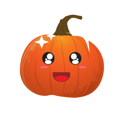 Nothing Scares Me Lil Pumpkin Carvings Stickers For WhatsApp