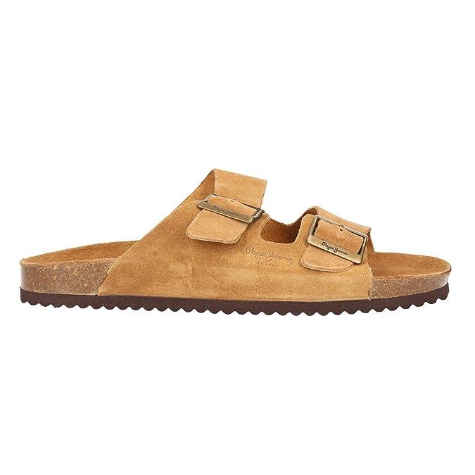 Xie (Pivoine brodée Chaussures, semelle de tendon, style ethnique, Female Flip Flop, la mode, confortable, Sandales, Cendre noire, 36