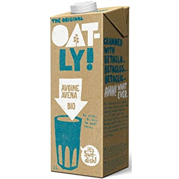 oatly protein
