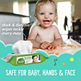 Seventh Generation Free and Clear Baby Wipes with