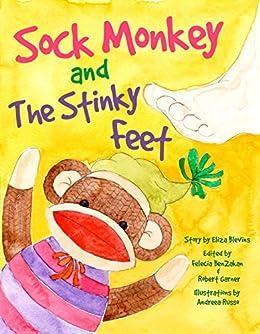 Sock Monkey Stinky Eliza Blevins ebook product image
