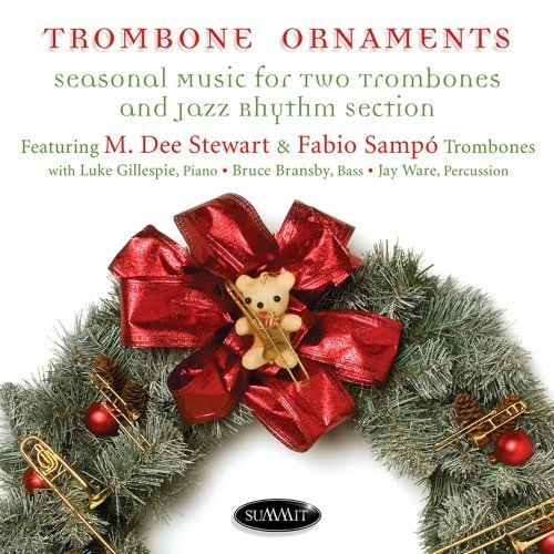 Trombone Ornaments by Summit(Classical) (2008-09-09)