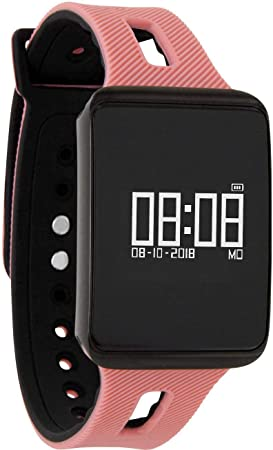 X-Watch Keto XW FIT - Sunset Peach Smartwatch Pfirsich ...