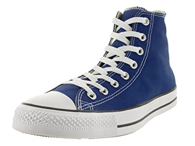 dff2f32e159b Converse Mens All Star HI Roadtrip Blue White Black Size 3.5