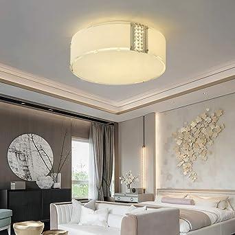 WSYYWD Lámpara de techo simple Sala de estar Comedor Dormitorio ...