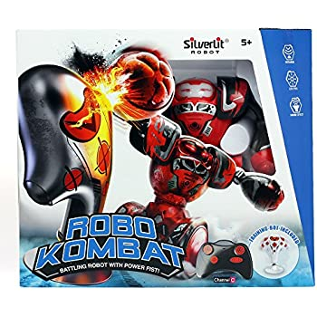 SILVERLIT Robo Kombat Twin Pack Remote Controlled Robot Jouet