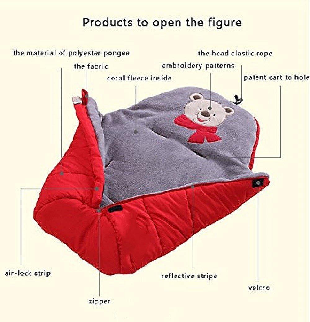 Winter Sleeping Bags Baby Envelope For Stroller Newborn Stroller Sleeping Bags 0-24M