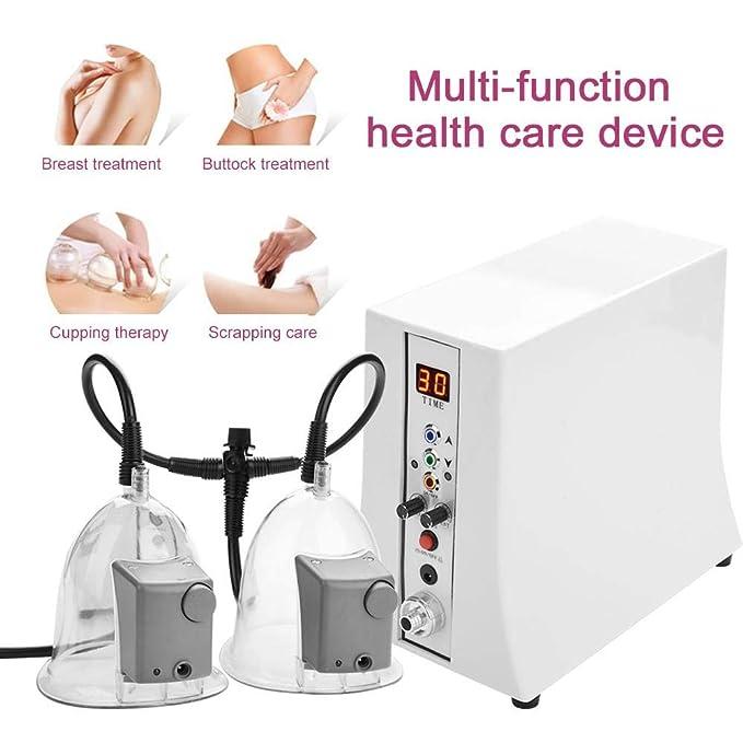 29 Pcs Taza Máquina de Masaje de Vacío para Cuerpo, Masajeador de Scrapping Cupping de Terapia Magnética (#1): Amazon.es: Belleza