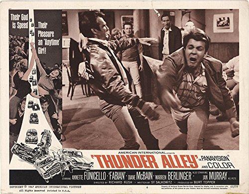 thunder alley 1967 full movie