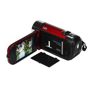 DV Camera,Baomabao HD 1080P 16M 16X Digital Zoom Video Camcorder