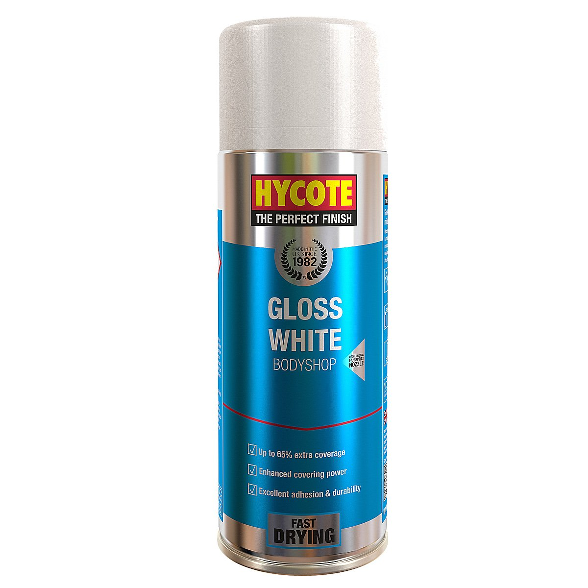 HYCOTE XUK428 Barniz transparente en spray, 400 ml