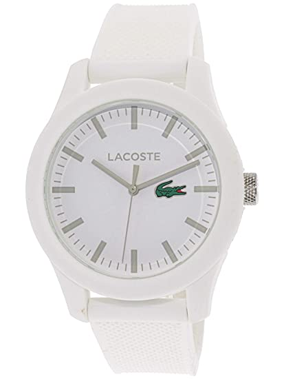 657b2deef24b Lacoste 2010762 Lacoste.12.12 - Reloj analógico de pulsera para hombre
