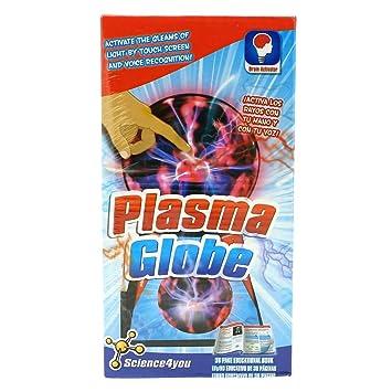 Y Educativo80001000 Science4you De Cience4you Globo Juguete Plasma Científico N80nmw