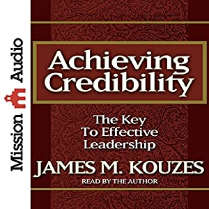 Achieving Credibility Audiobook