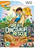 Go, Diego, Go!: Great Dinosaur Rescue - Nintendo Wii