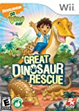 Go Diego Go: Great Dinosaur Rescue - Wii
