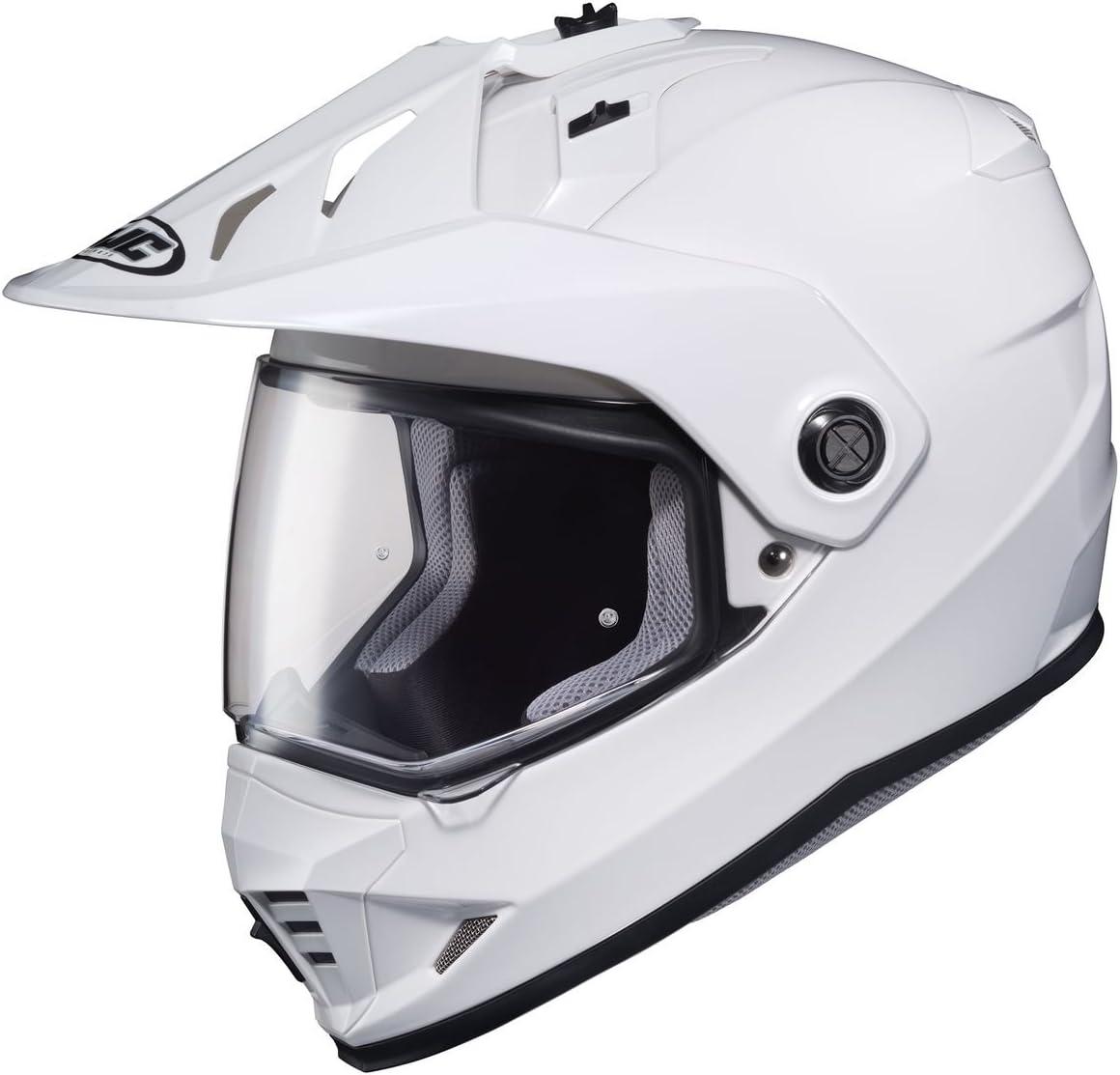 HJC Solid Men's DS-X1 Street Bike Motorcycle Helmet