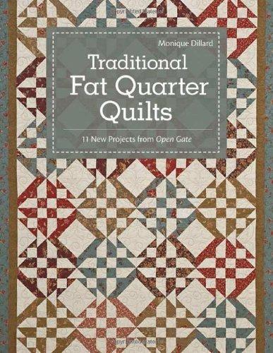 More Fat Quarter Winners (Quiltmakers Club) by Monique Dillard (28-Apr-2012) Paperback (Club Fat Quarter)