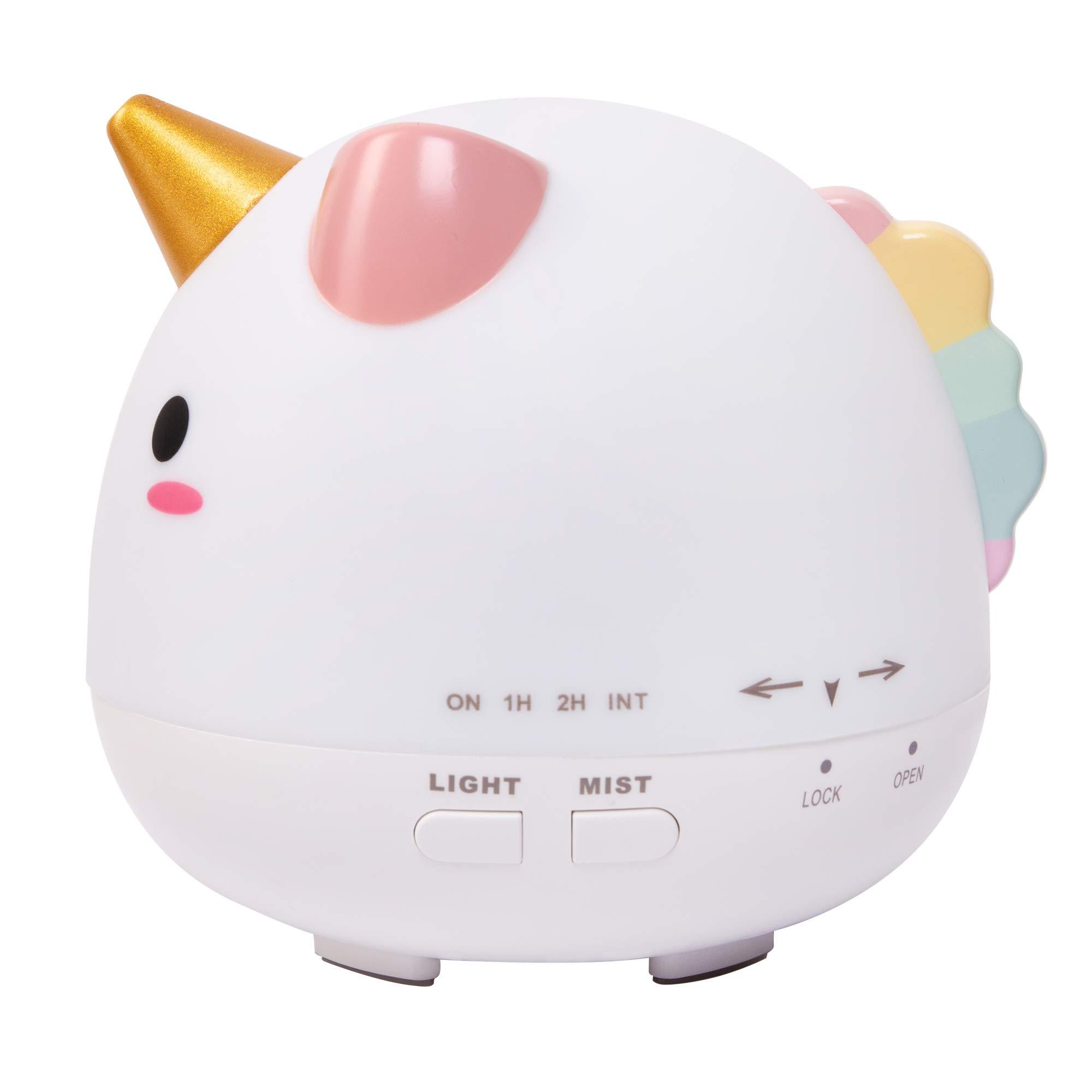 Smoko 200ml Elodie Unicorn Diffuser Ultrasonic