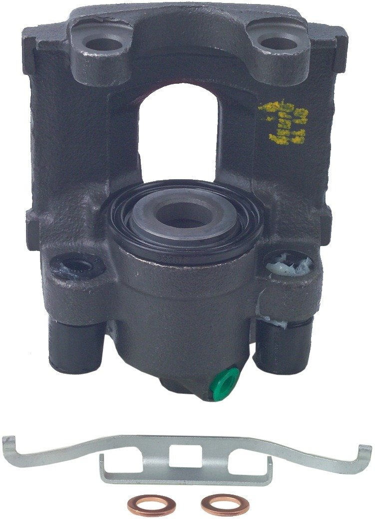 Brake Caliper Unloaded Cardone 19-2641 Remanufactured Import Friction Ready