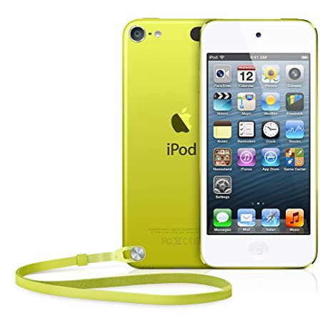 "Apple iPod touch - Reproductor (64 GB, pantalla táctil de 4"", Wifi"