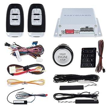 Easyguard EC002-P7N PKE sistema de alarma de coche para ...