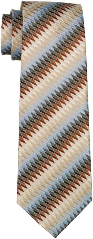 KYDCB Corbata de Seda para Hombre Corbata de Novedad de Color ...
