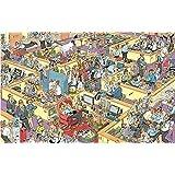 Jan van Haasteren - The Office 2000 Piece Jigsaw Puzzle