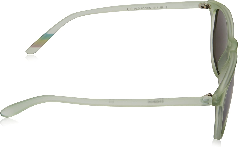 Polaroid Sonnenbrille (PLD 6003/N) Transparent (Greyilmir)