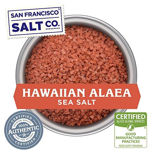 Hawaiian Red Alaea Sea Salt (2lb bag Coarse Grain)