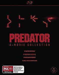 The Predator Boxset (Blu-ray)