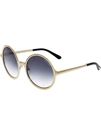 Amazon.com: Tom Ford ava-02 FT0572 28B Mujer Oro infinity ...