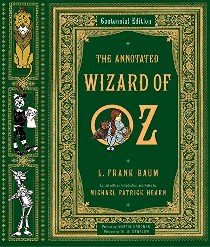 wizard of oz centennial edition - 1