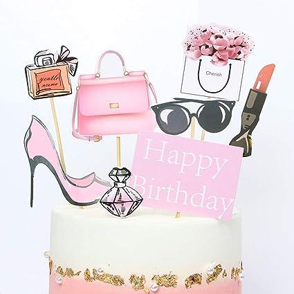 Toppers de tacón alto para tartas, bolsos, decoración de ...