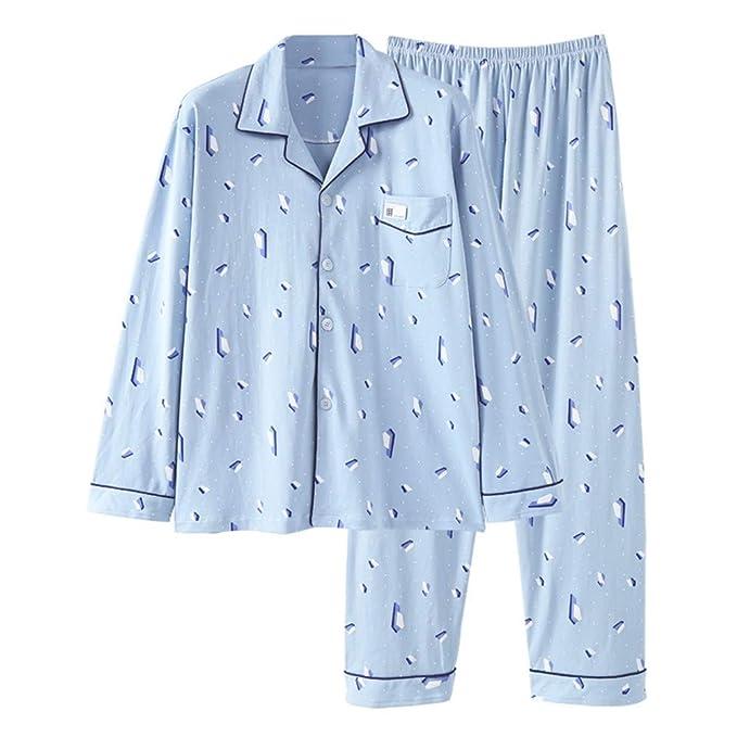 MEIXIA Pijamas Batas Kimonos Ropa De Dormir Pijamas De Manga ...