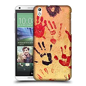 Super Galaxy Coque de Protection TPU Silicone Case pour // V00002322 Manos // HTC Desire 816