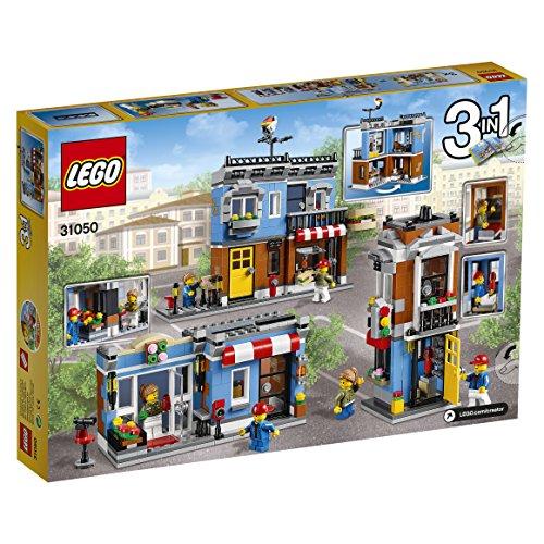 LEGO 31050 Creator Corner Deli Building Toy: Lego: Amazon.co.uk: Toys &  Games