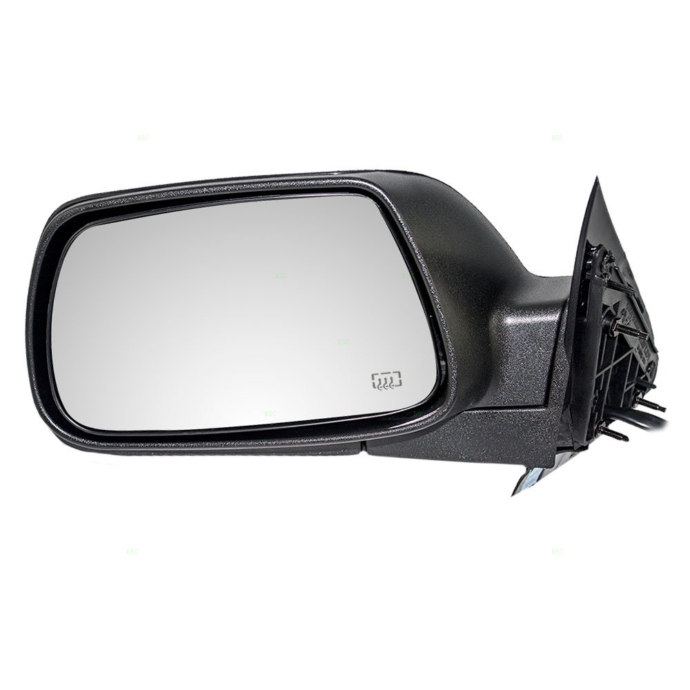 Drivers Power Side View Mirror Heated Replacement for Jeep SUV 55156453AE AUTOANDART